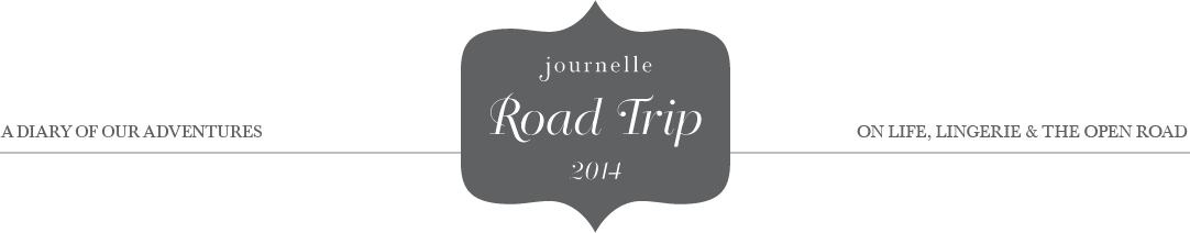 Journelle Road Trip | The Grey Lady