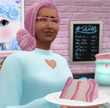 How To Add Birthday Candles To A Cake Sims