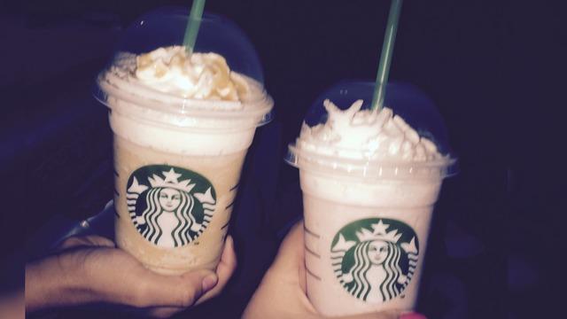 The Best Starbucks Drink Ever