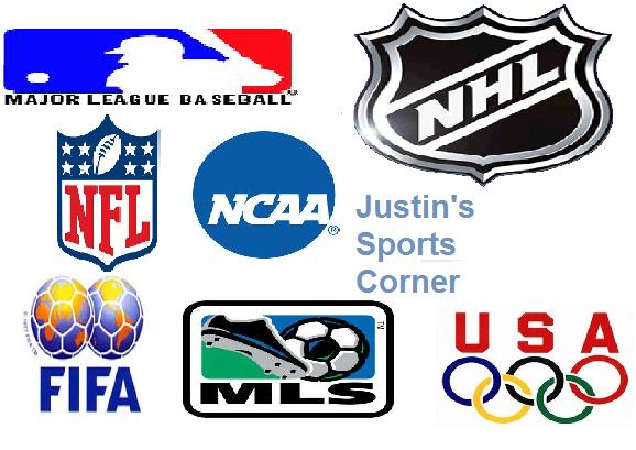 Justin's Sports Corner