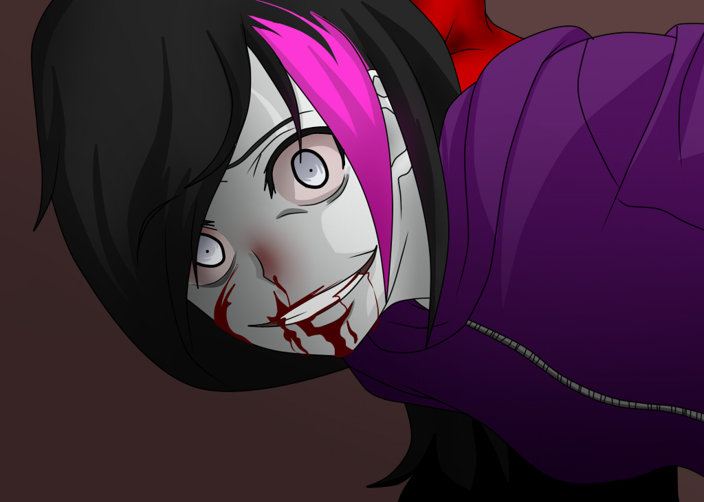 Creepypasta jane the killer porn