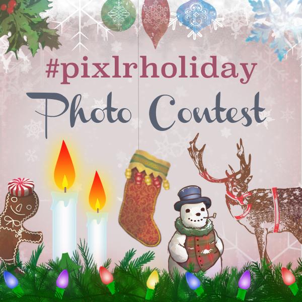 Pixlr Holiday Contest