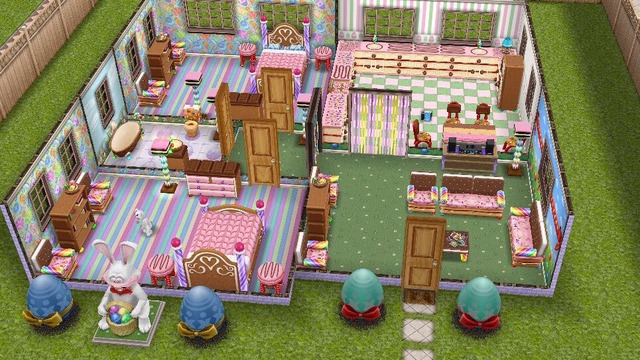 Sims Freeplay Original Designs