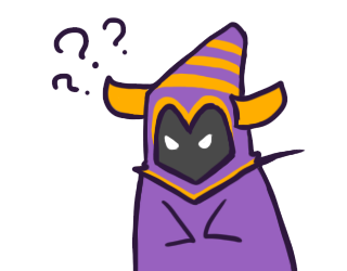 Ask Purple Caster Minion!