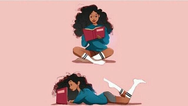 Ebony babe tumblr