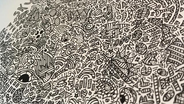 skull patterns tumblr