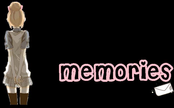 My memories...