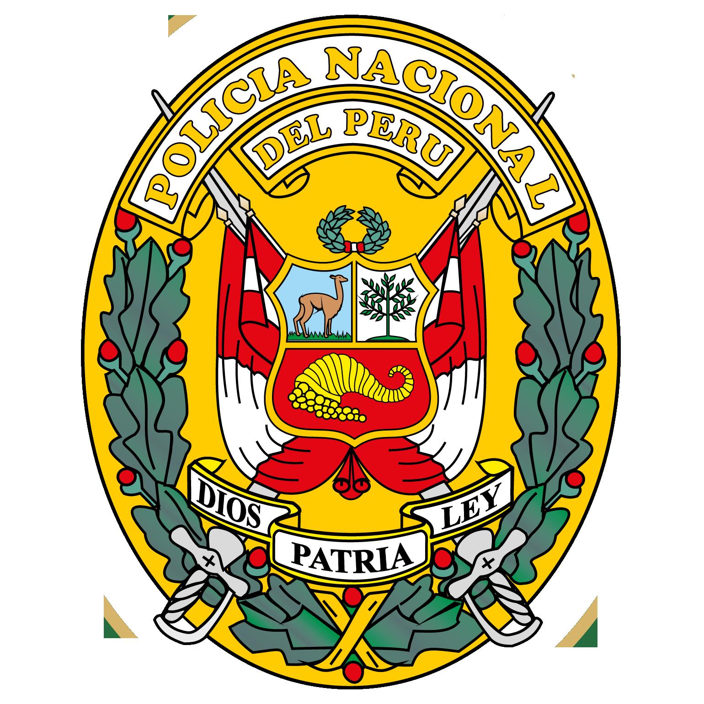 Polic a nacional del per bono policial for Logotipo del ministerio del interior