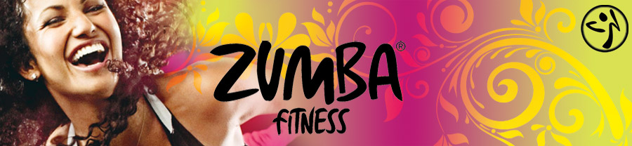 Zumba Fitness Banner Zumba Fitness Banner
