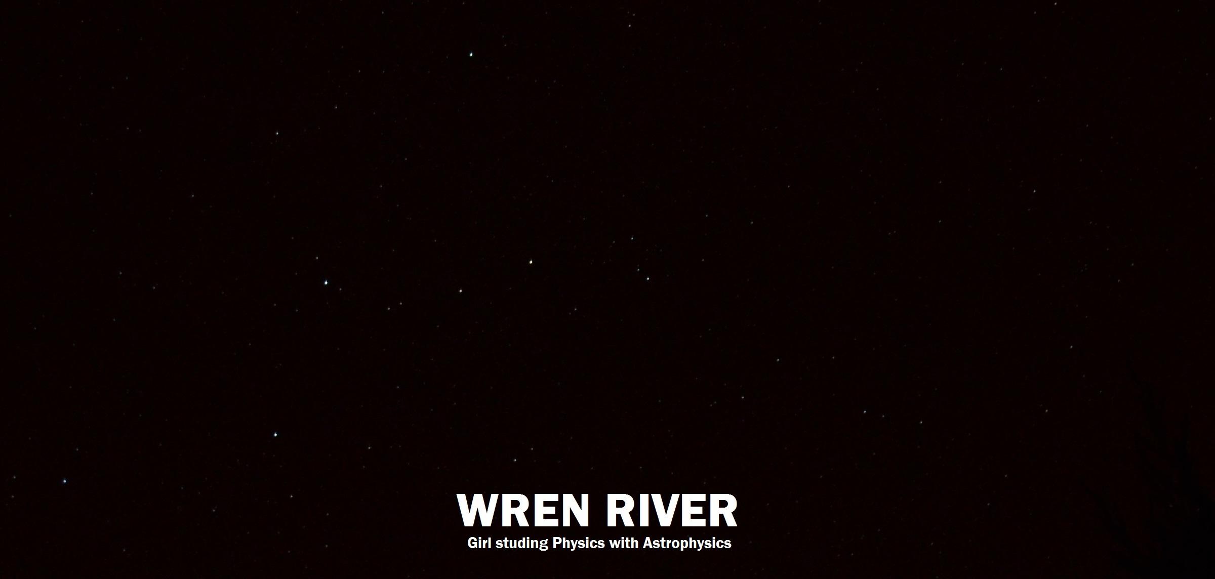 Wren River