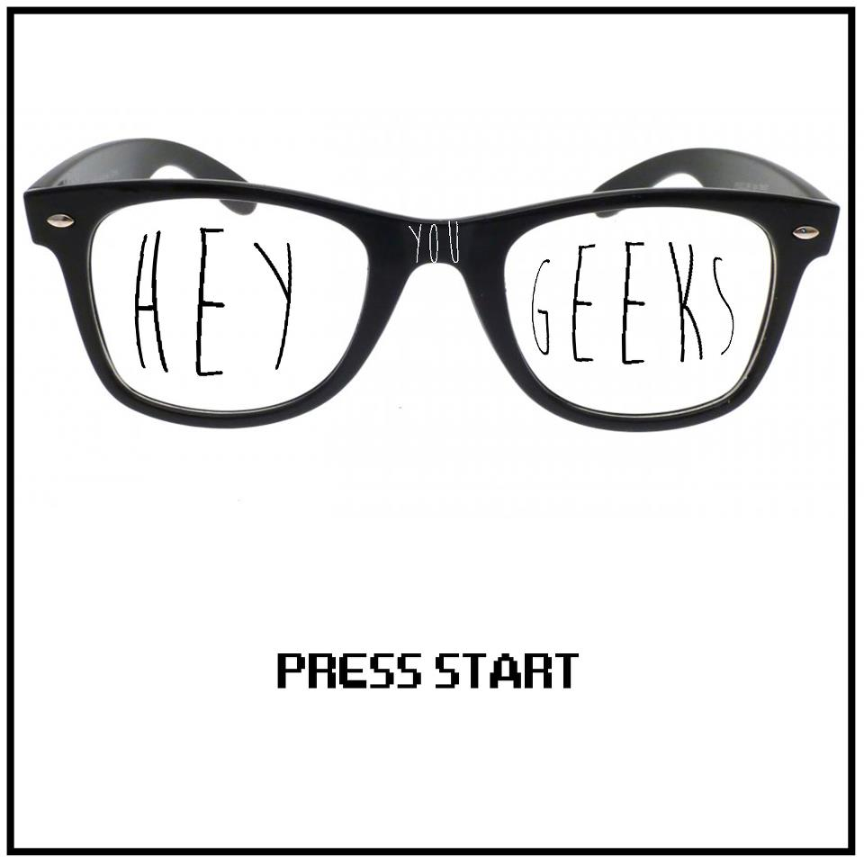 Hey You Geeks!!