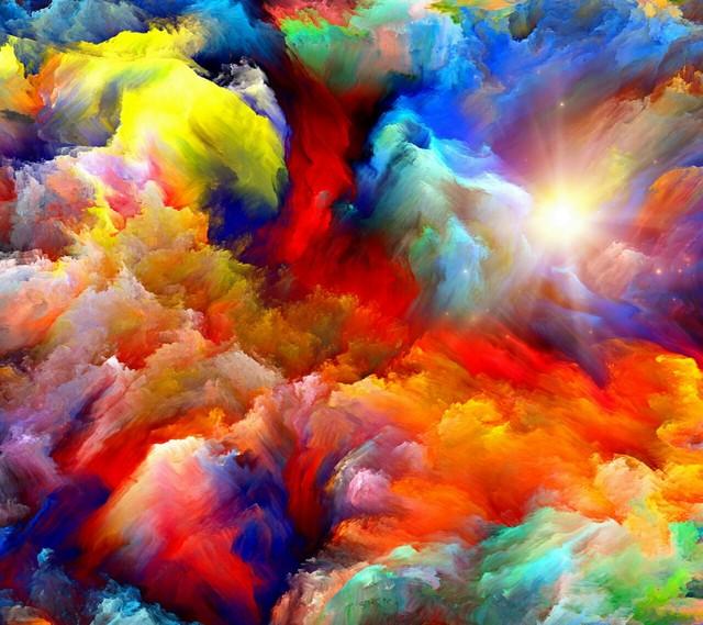 Tye dye Rainbow. rainbow tye dye   Tumblr