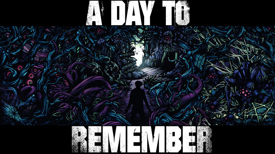 All Odds Against The World A Day To Remember Homesick Album Cover