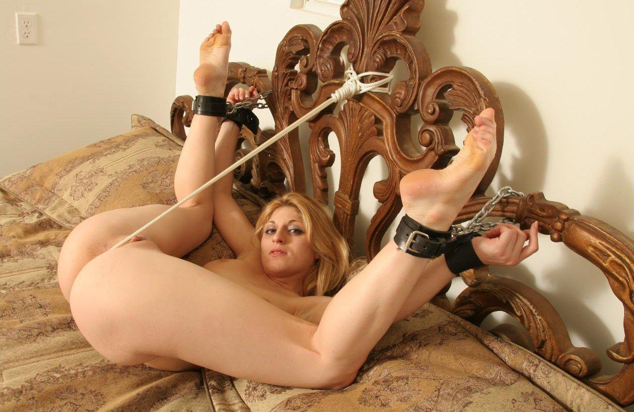 Mature bondage slaves