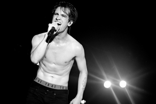 Beautiful photos of Brendon Urie - Panic at the disco