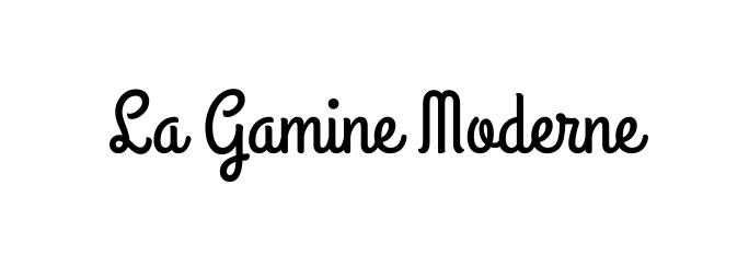 La Gamine Moderne