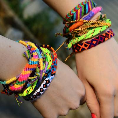 My Latest Obsession Friendship Bracelets