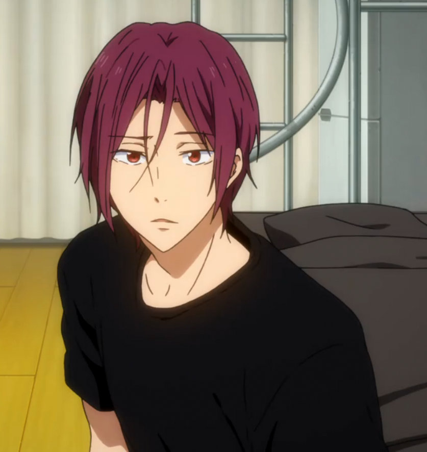 Rin Matsuoka The second track of the rin matsuoka collection of character songs. rin matsuoka