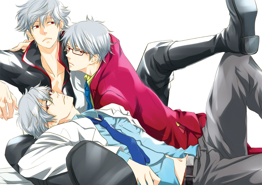 ~Gintoki's Strawberry Milk~