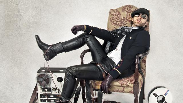 tumblr men Gay leather