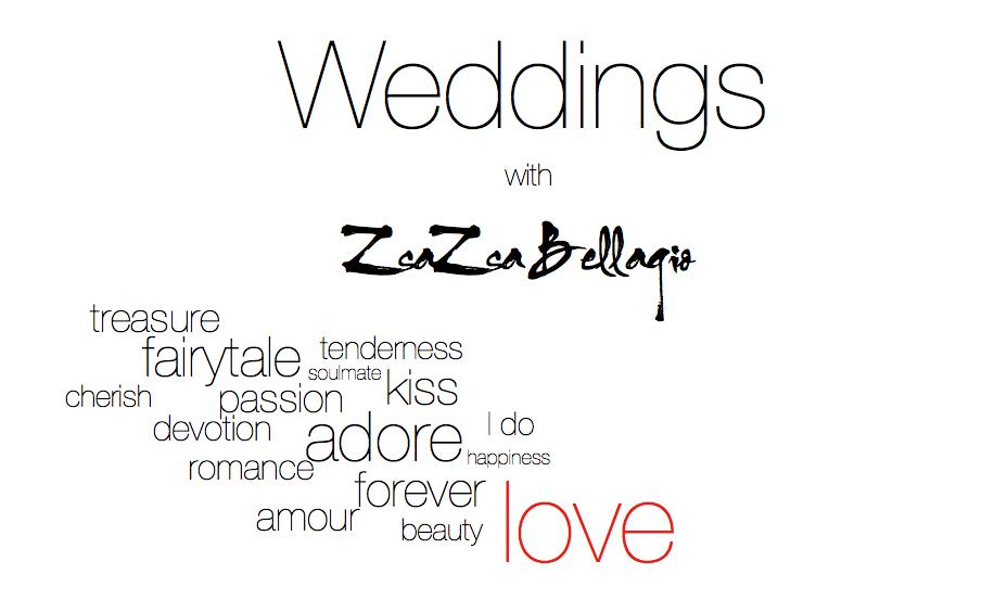 weddings zsazsa bellagio