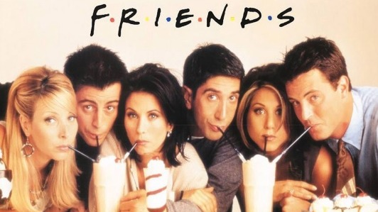 Image result for friends 1994