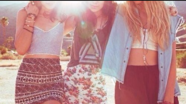 moda de chicas