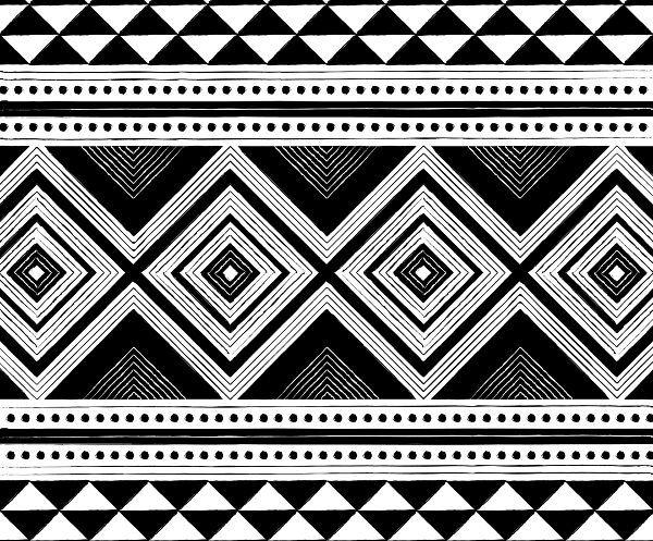 African design patterns Tumblr Enchanting African Patterns