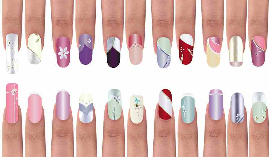 Easy Nailart Tumblr
