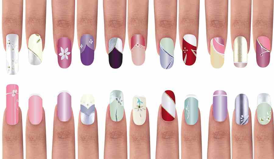 Beautiful Easy Nail Designs ...