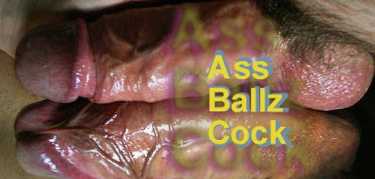 Ass Ballz Cock