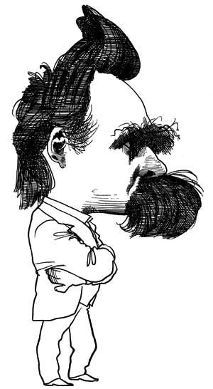 Nawak - Page 38 Nietzsche-caricatura