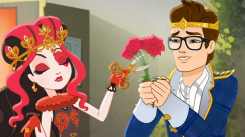 Ever After High Confessions