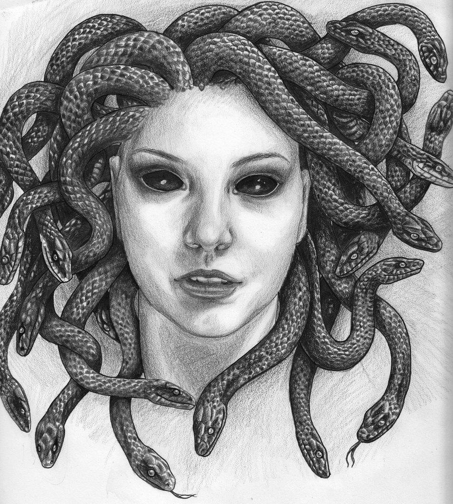 Medusa Geschichte