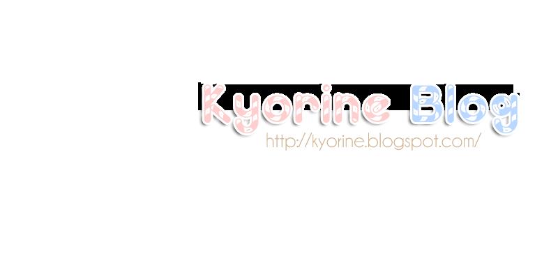 Kyorine Blog