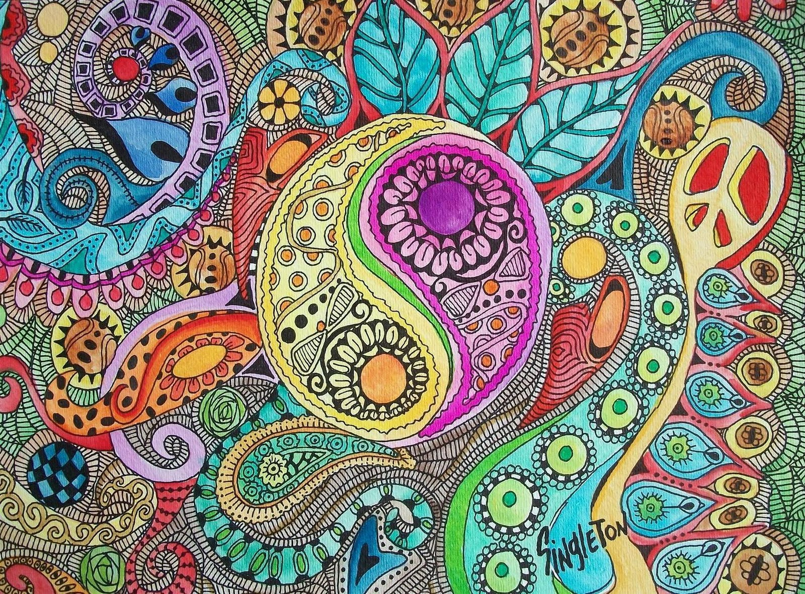 Must see Wallpaper Home Screen Trippy - tumblr_static_the_color_of_drums_in_the_wind_singleton_hippie_art_001  Picture_58212.JPG