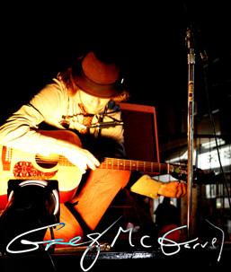 Greg McGarvey
