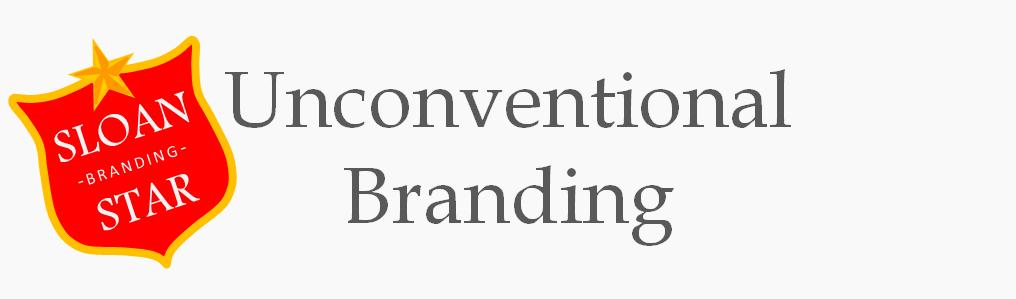 Unconventional Branding