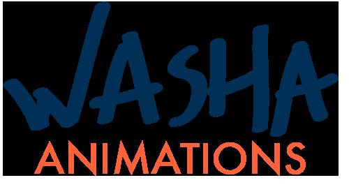 washa animations