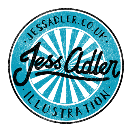 Jess Adler Illustration