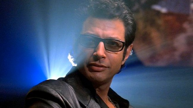 Jeff goldblum naked