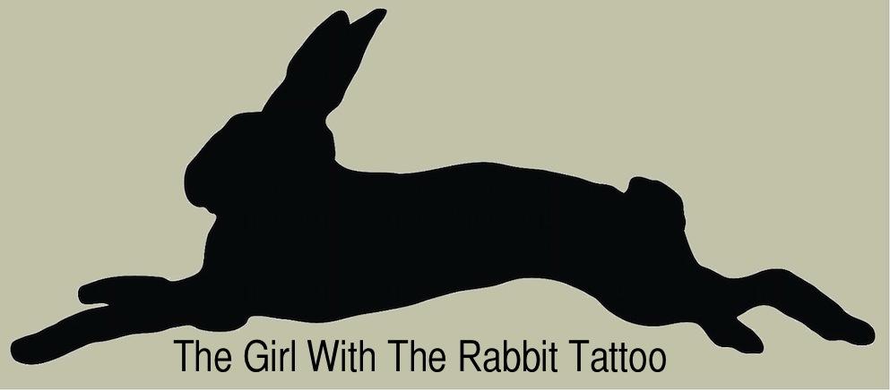 Running Rabbit Tattoo With The Rabbit Tattoo