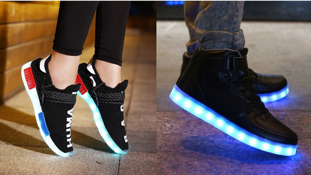 Adult Light Up Shoes