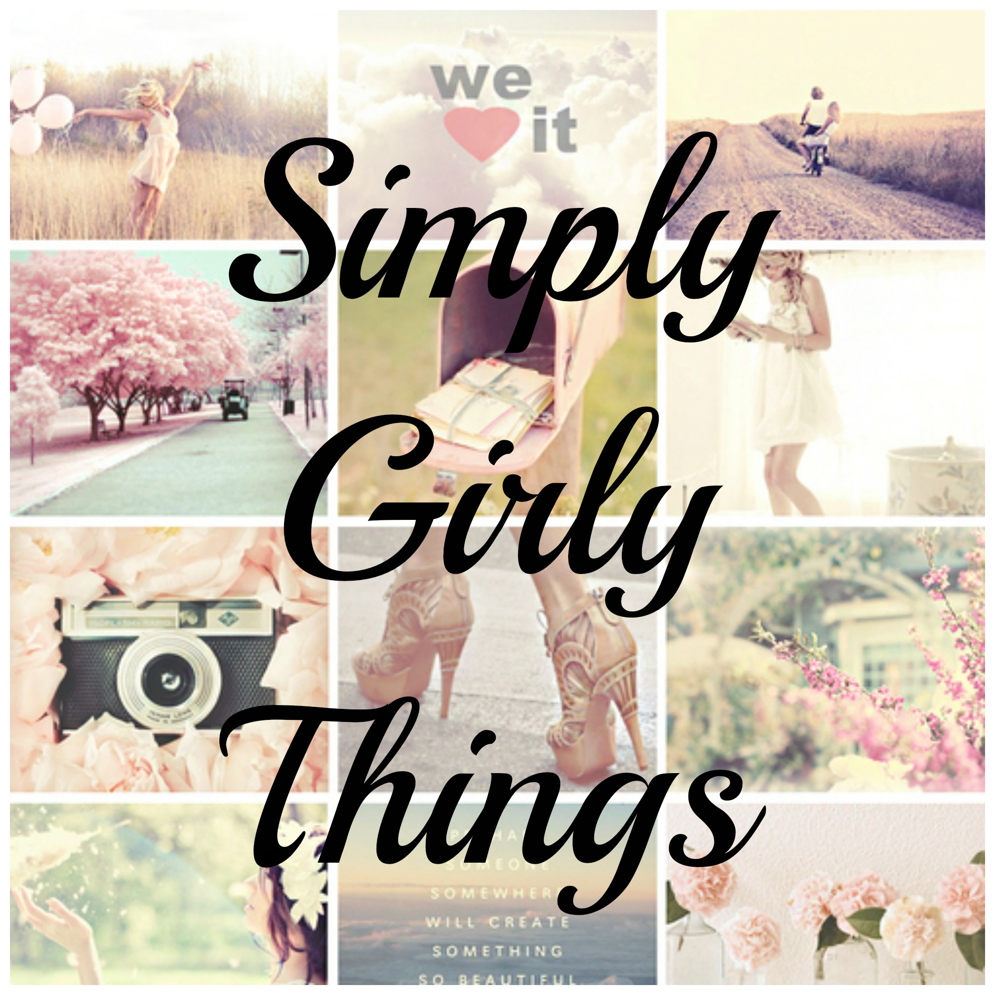 perfectly simple place for all things girly instagram   simply girly    Girly Stuff Tumblr