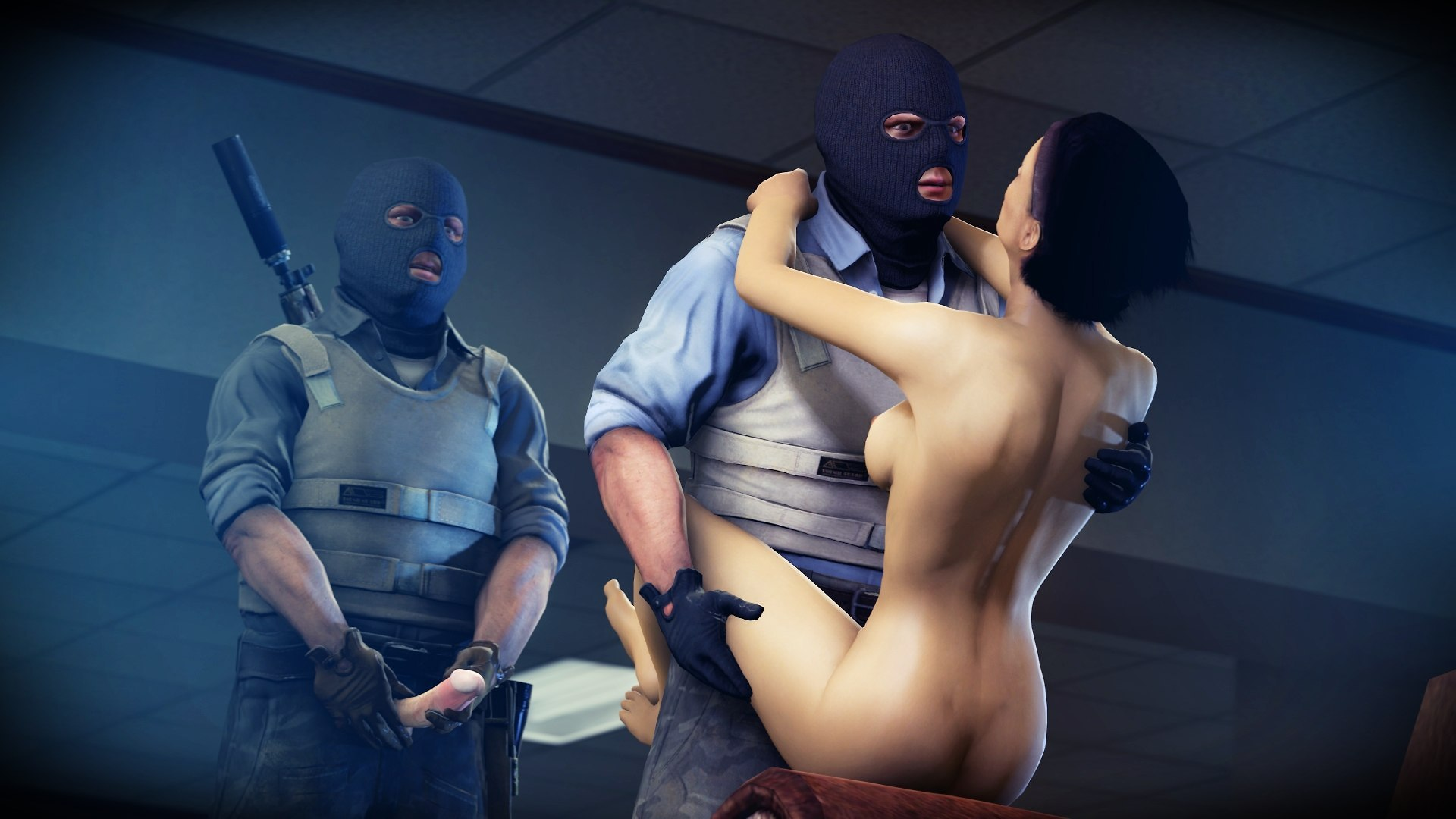 Counter strike hentai exploited streaming