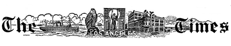 L.A. Times Past