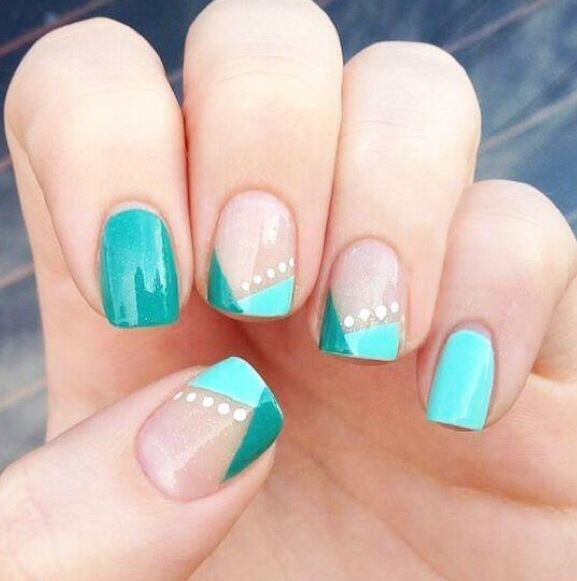 Easy Nail Art Step By