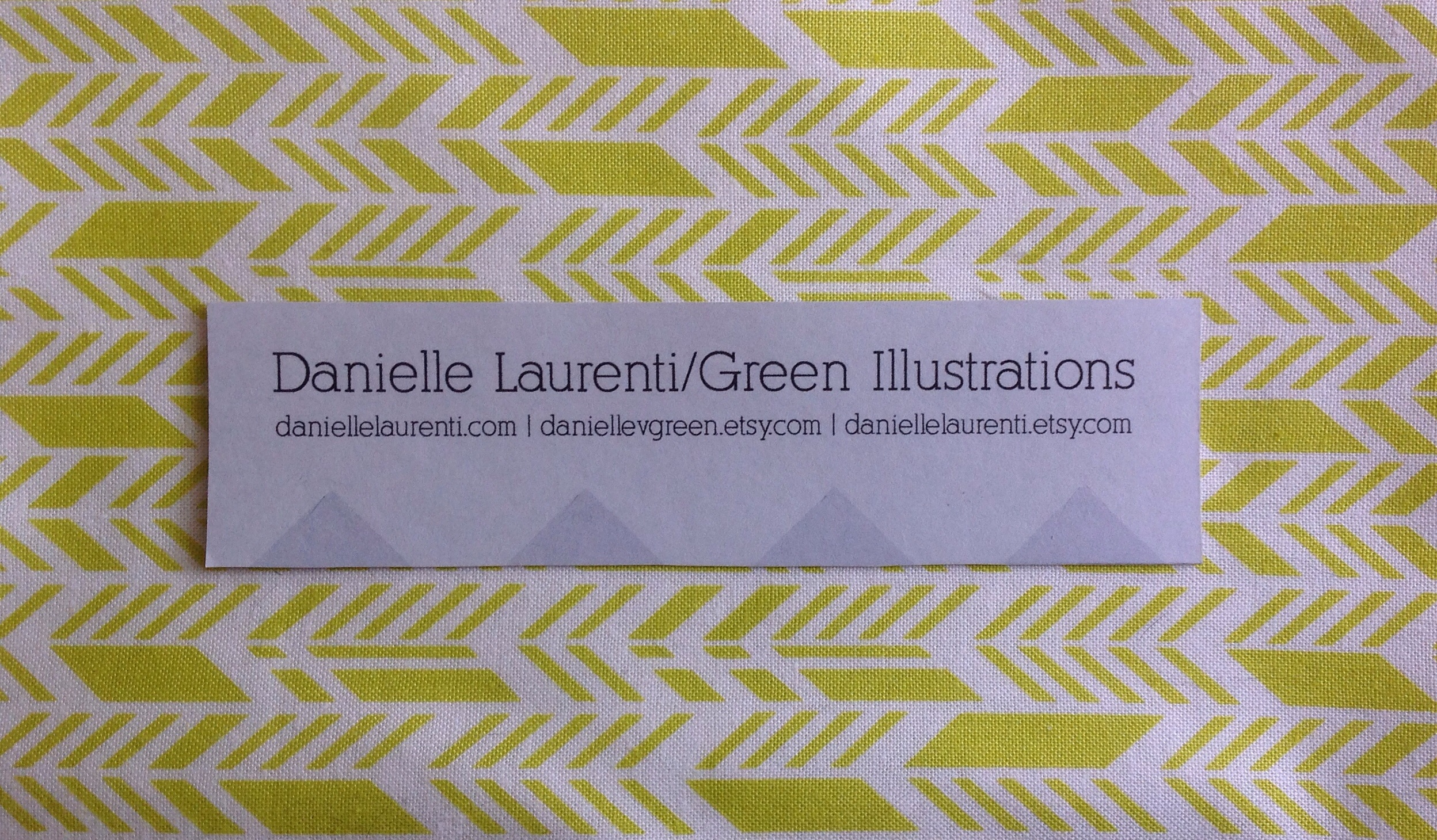 Danielle Laurenti/Green Illustrations