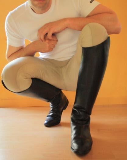 master gay riding boots