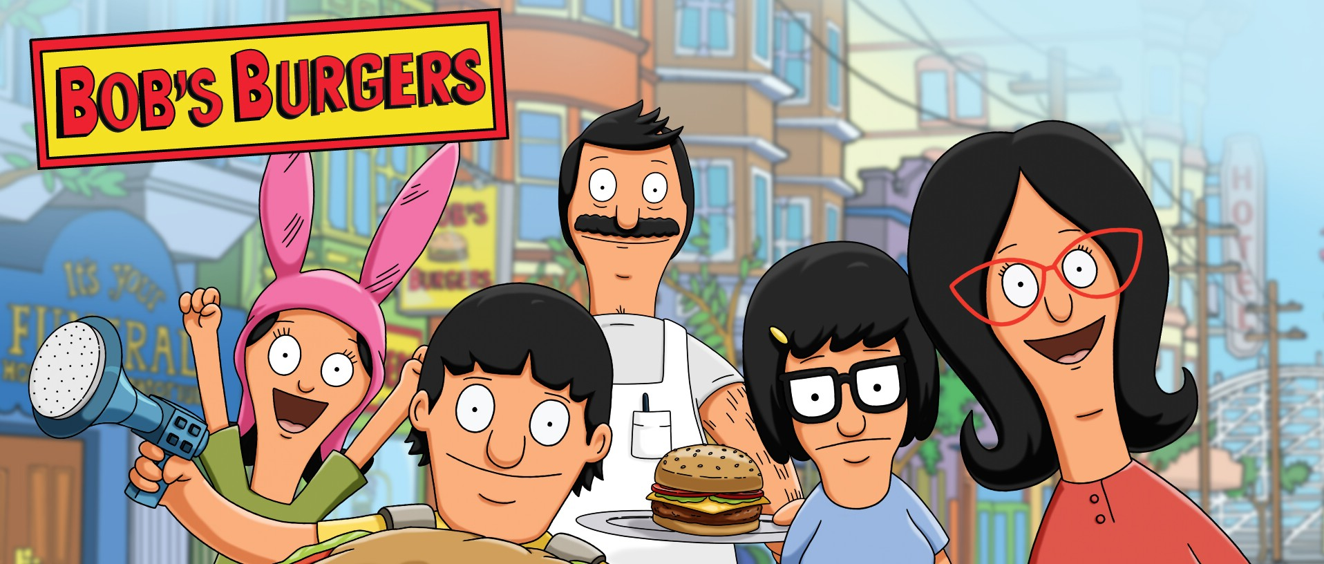 come meet our family bobs burgers cast